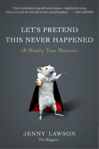 Hamlet von Schnitzel, actual taxidermy mouse the author owns.