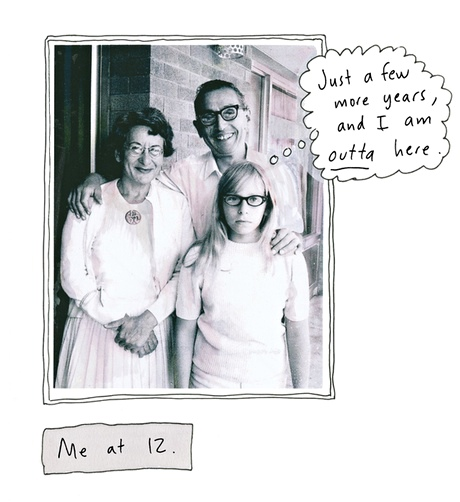 Roz Chast illustration