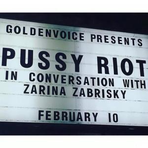 zarina pussy riot