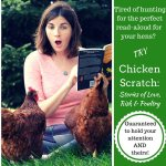 Chicken Scratch #BookReview#ReadWomen