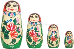 russian stackable dolls