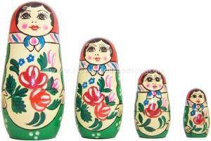 russian stackable dolls