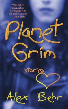 book cover planet grim