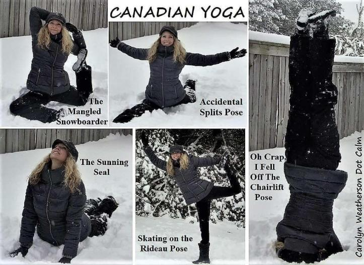 canadian yoga