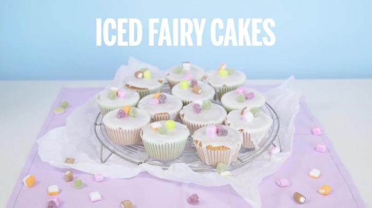 fairy cup cakes