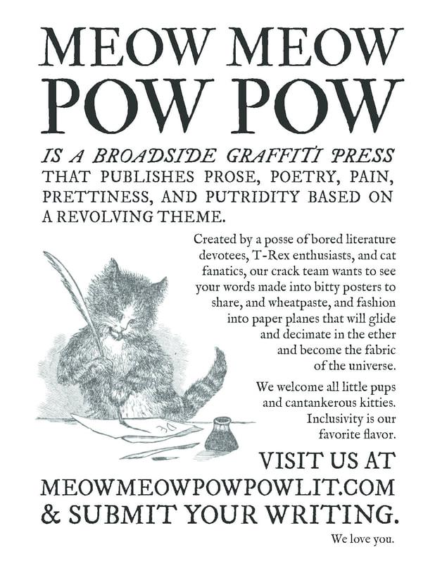 meow pow about